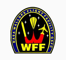 Wallops Flight Facility (WFF) Logo Unisex T-Shirt