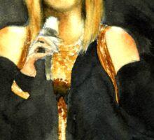Barbara Streisand Sticker