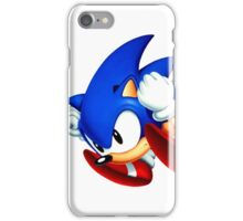 Sonic the Hedgehog - Rollout iPhone Case/Skin