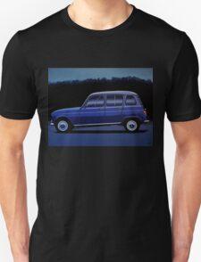 Renault 4 Painting Unisex T-Shirt