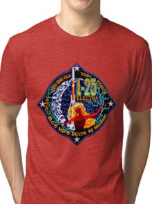 NROL-25 (Electra) Launch Team Logo Tri-blend T-Shirt