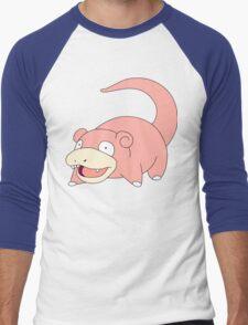 Pokemon - Slowpoke Men's Baseball ¾ T-Shirt