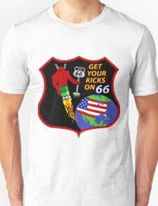 NROL-66 Program Logo T-Shirt