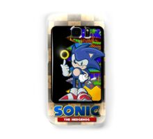 Sonic the hedgehog REMIX Samsung Galaxy Case/Skin