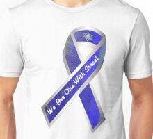 We Are One With Israel Unisex T-Shirt