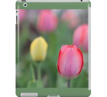Pretty tulips iPad Case/Skin