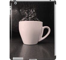 Cup-Full Of Beans iPad Case/Skin