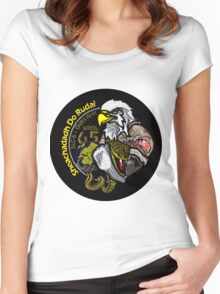 NROL-65 Program Logo Women's Fitted Scoop T-Shirt