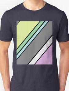 Urban Geometry 2 - Colour At 45 Degrees T-Shirt