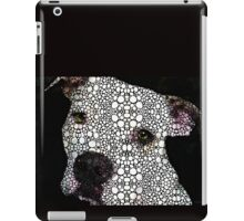 Stone Rock'd Dog by Sharon Cummings iPad Case/Skin