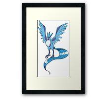Pokemon - Articuno Framed Print
