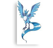 Pokemon - Articuno Canvas Print