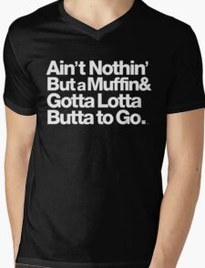 For Prince, It Ain't Nothin' but a Muffin, Ya'll. Mens V-Neck T-Shirt