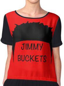 Jimmy Buckets Chiffon Top