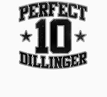 Perfect 10 - Black on White T-Shirt