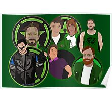 Achievement Hunter Poster