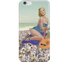Mary Toft Pin Up iPhone Case/Skin