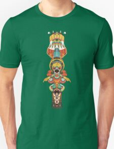Big Totem (DECK#3) Unisex T-Shirt