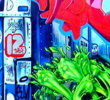 Graffiti in the City Sticker
