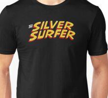 Silver Surfer - Classic Title - Clean Unisex T-Shirt