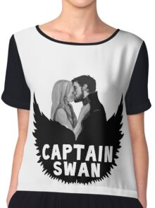 Once Upon a Time - Captain Swan Chiffon Top