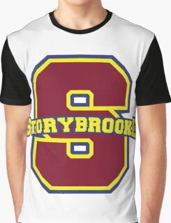 Once Upon a Time - Storybrooke Graphic T-Shirt