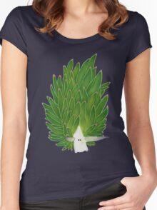 Sheep Sea Slug Women's Fitted Scoop T-Shirt