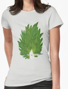 Sheep Sea Slug Womens Fitted T-Shirt