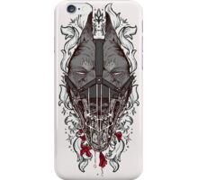 Abstain iPhone Case/Skin