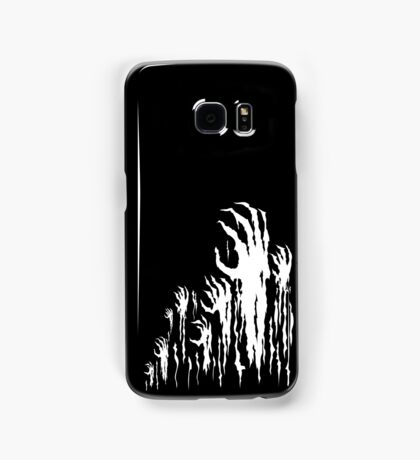 Hell's Hands (Black and White) Samsung Galaxy Case/Skin