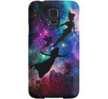Peter Pan Galaxy Samsung Galaxy Case/Skin