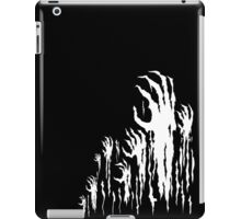 Hell's Hands (Black and White) iPad Case/Skin