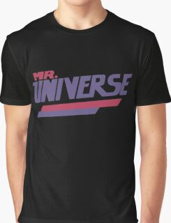 MR UNIVERSE Graphic T-Shirt