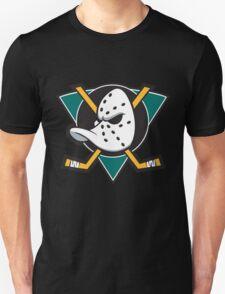 Anaheim Ducks Mighty Ducks NHL Logo T-Shirt
