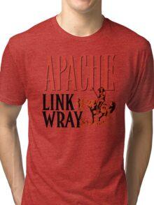 Link Wray Apache Shirt Tri-blend T-Shirt