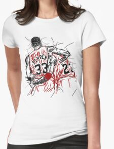Flu Game Womens Fitted T-Shirt