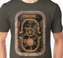 Infernal Steampunk Vintage Machine #1 Unisex T-Shirt