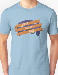 Super Smash Bros. GC Controller Design Unisex T-Shirt