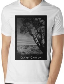 Grand Canyon 03 Mens V-Neck T-Shirt