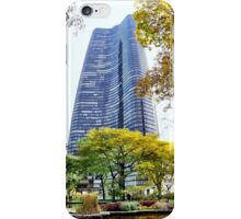 Lake Point Tower iPhone Case/Skin