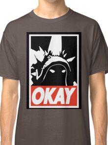 OKAY Rammus parody Classic T-Shirt