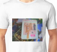 Vintage 1934 Pattern Tin, And Accessories  Unisex T-Shirt