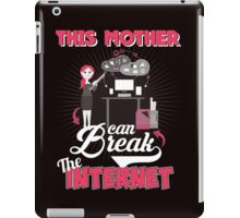 Web Breaker iPad Case/Skin