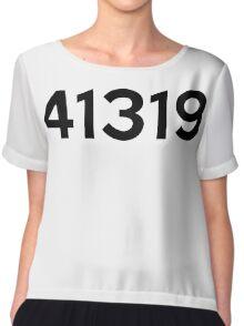 41319 Chiffon Top