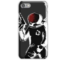 Astronaut Zer0 : Disaster Collection - Pop goes the weasel iPhone Case/Skin