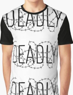 Deadly Graphic T-Shirt