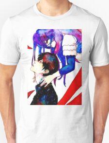 Tokyo Ghoul: Kaneki and Rize Unisex T-Shirt