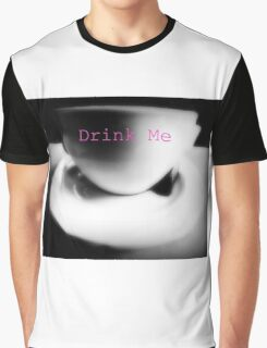 Drink Me Graphic T-Shirt