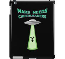 MARS NEEDS CHEERLEADERS iPad Case/Skin