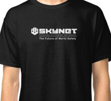 SkyNet Digital Defense Network Classic T-Shirt